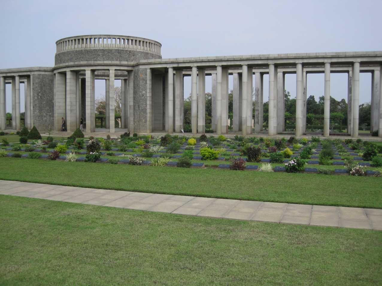 RANGOON MEMORIAL - CWGC