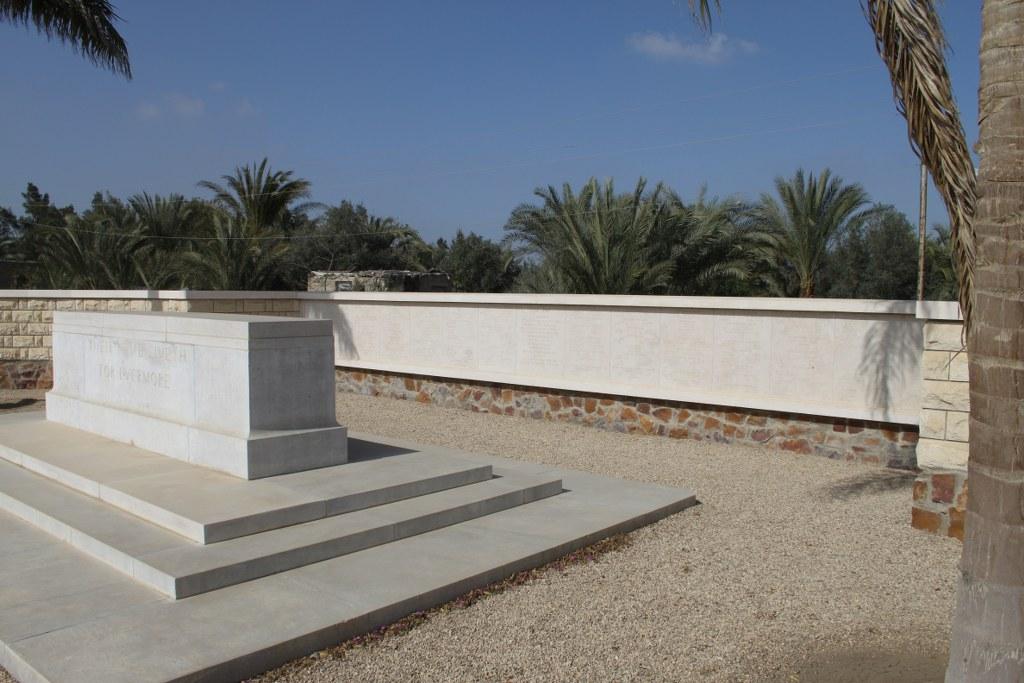 KANTARA INDIAN CEMETERY MEMORIAL - CWGC