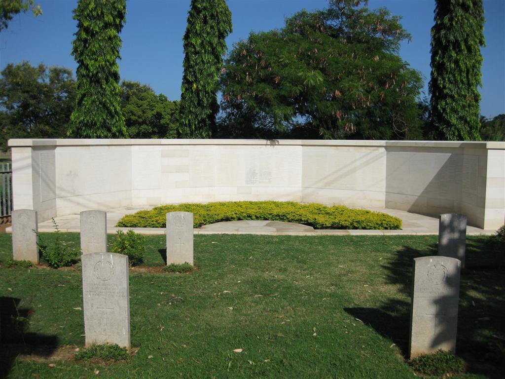 PUGU ROAD 1914-1918 MEMORIAL - CWGC