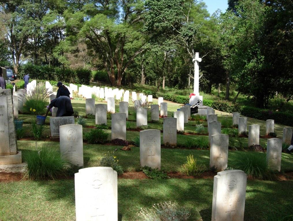 NAIROBI (FOREST ROAD) CEMETERY - CWGC