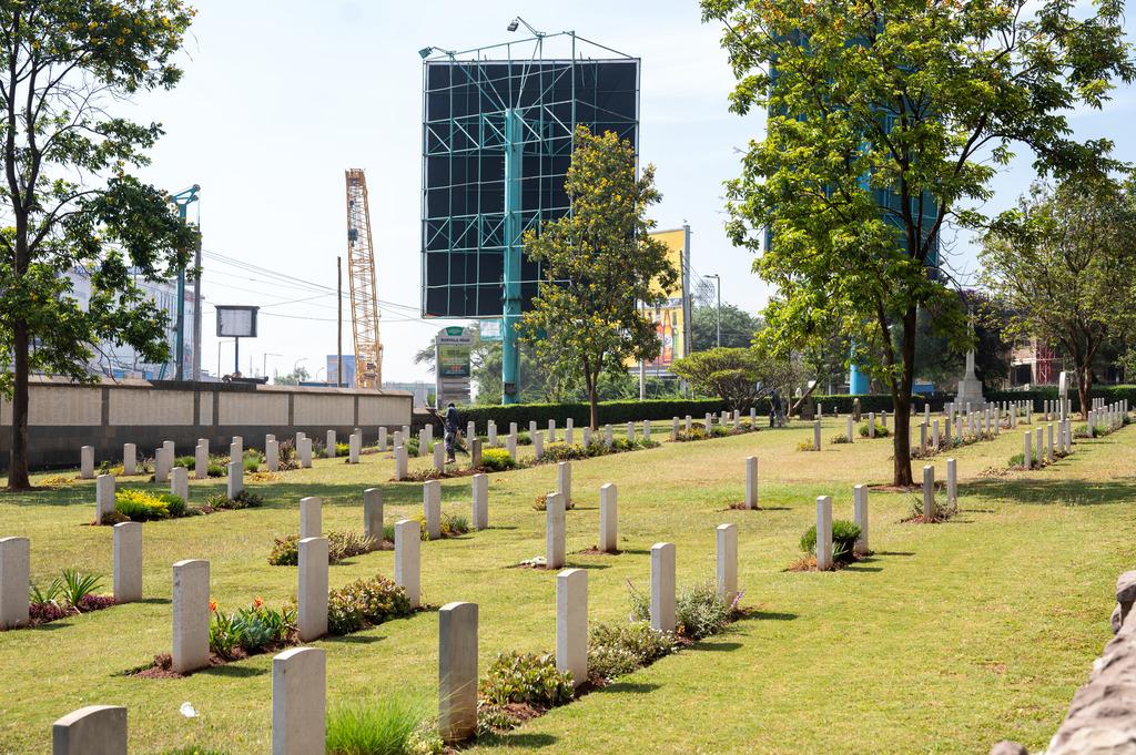 NAIROBI SOUTH CEMETERY - CWGC
