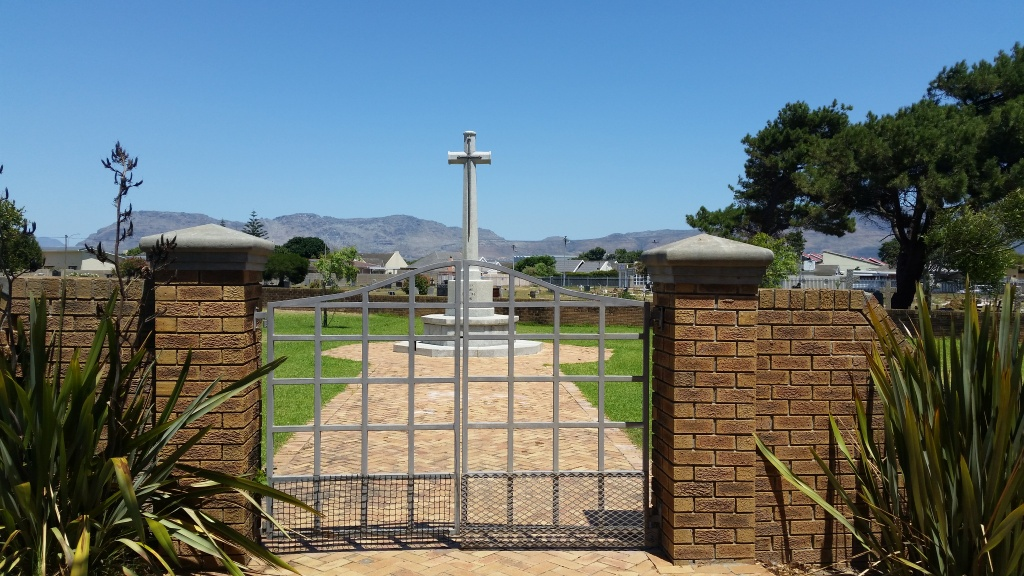 CAPE TOWN (PLUMSTEAD) CEMETERY - CWGC