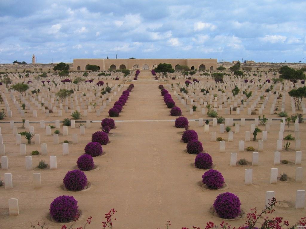 ALAMEIN MEMORIAL - CWGC