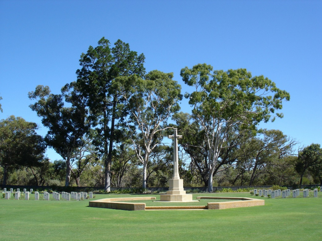 PERTH WAR CEMETERY AND ANNEX - CWGC