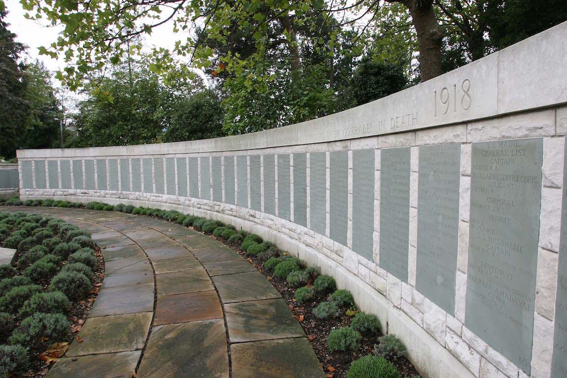 HOLLYBROOK MEMORIAL, SOUTHAMPTON - CWGC