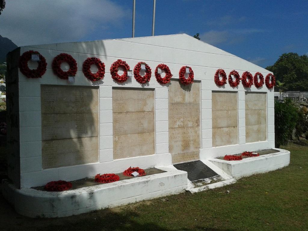 MONT-FLEURI MEMORIAL - CWGC