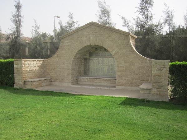 HELIOPOLIS (ADEN) MEMORIAL - CWGC