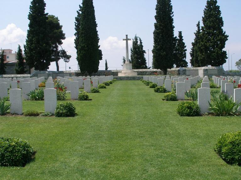 MIKRA MEMORIAL - CWGC