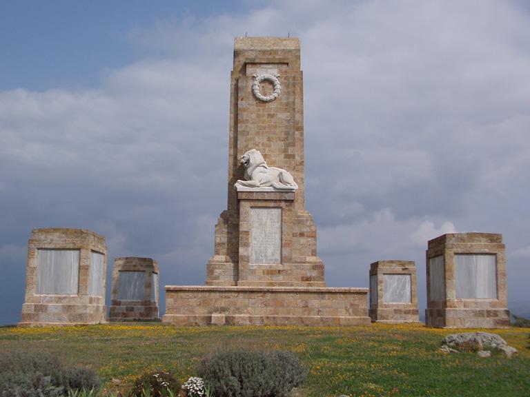 DOIRAN MEMORIAL - CWGC