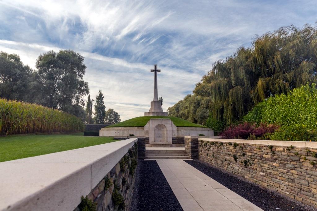 MESSINES RIDGE (N.Z.) MEMORIAL - CWGC