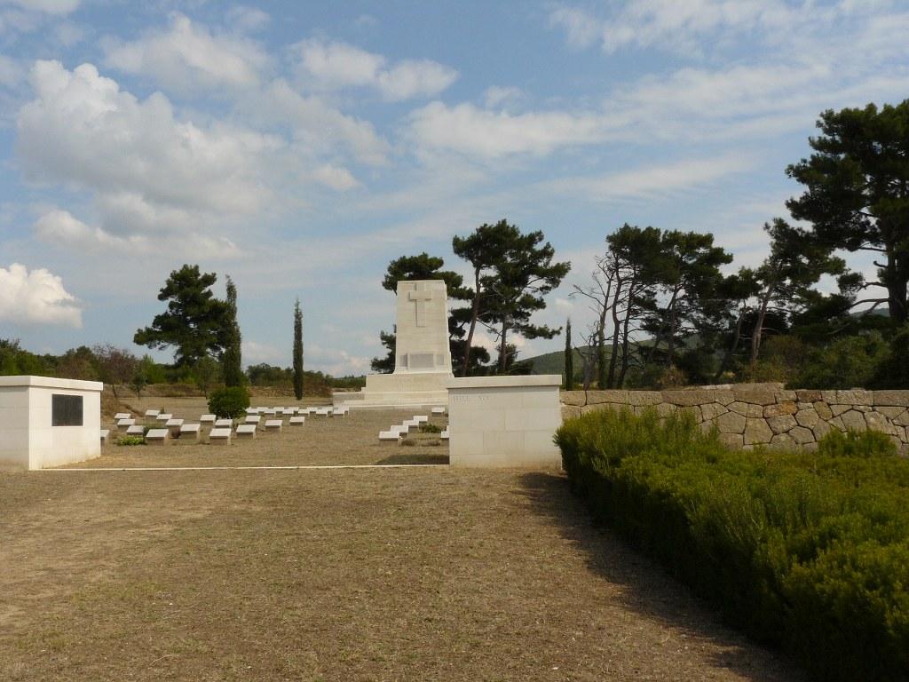 HILL 60 (NEW ZEALAND) MEMORIAL - CWGC