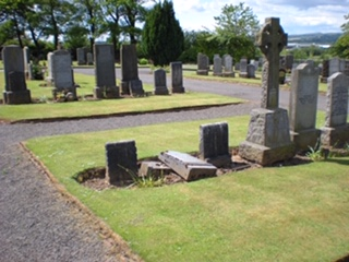 BEITH NEW BURIAL GROUND - CWGC