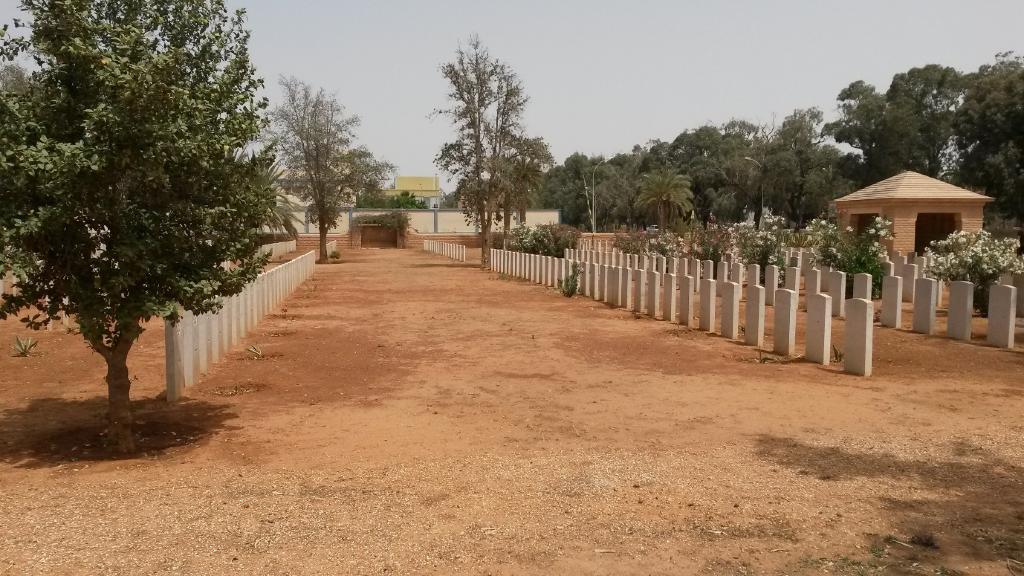 BENGHAZI WAR CEMETERY - CWGC
