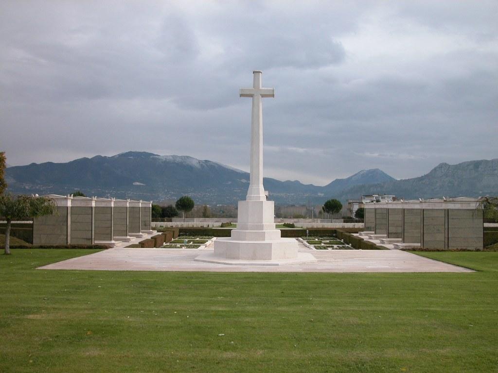 CASSINO MEMORIAL - CWGC