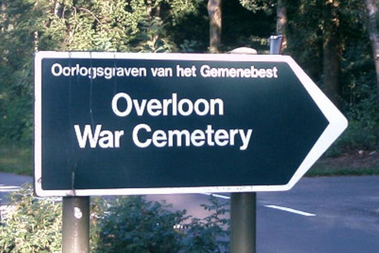 OVERLOON WAR CEMETERY - CWGC