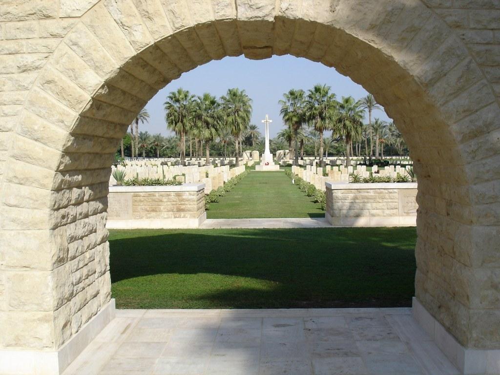 FAYID WAR CEMETERY - CWGC