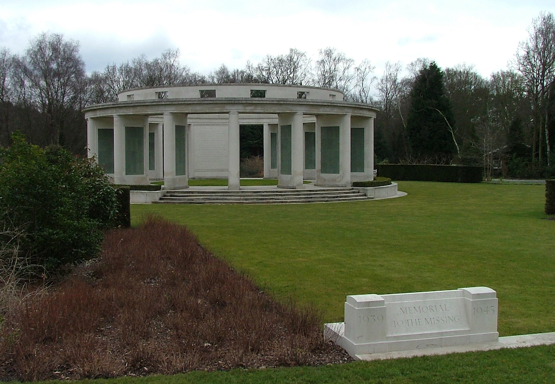 BROOKWOOD 1939-1945 MEMORIAL - CWGC