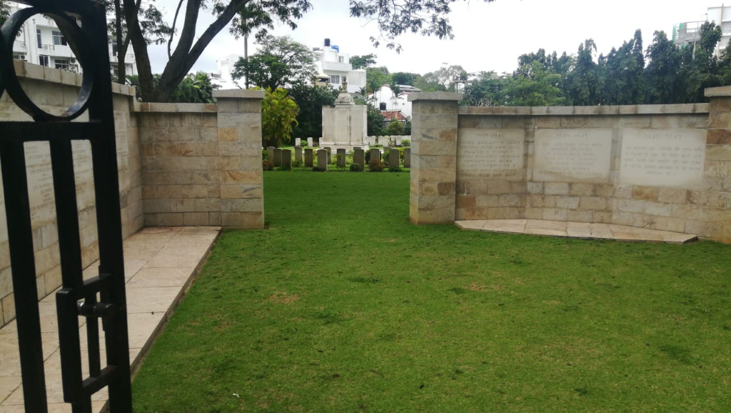 COLOMBO (LIVERAMENTU) MEMORIAL TABLETS - CWGC