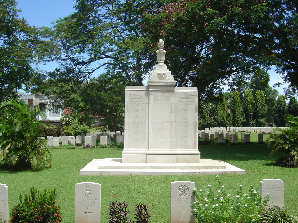 COLOMBO (LIVERAMENTU) CREMATION MEMORIAL - CWGC