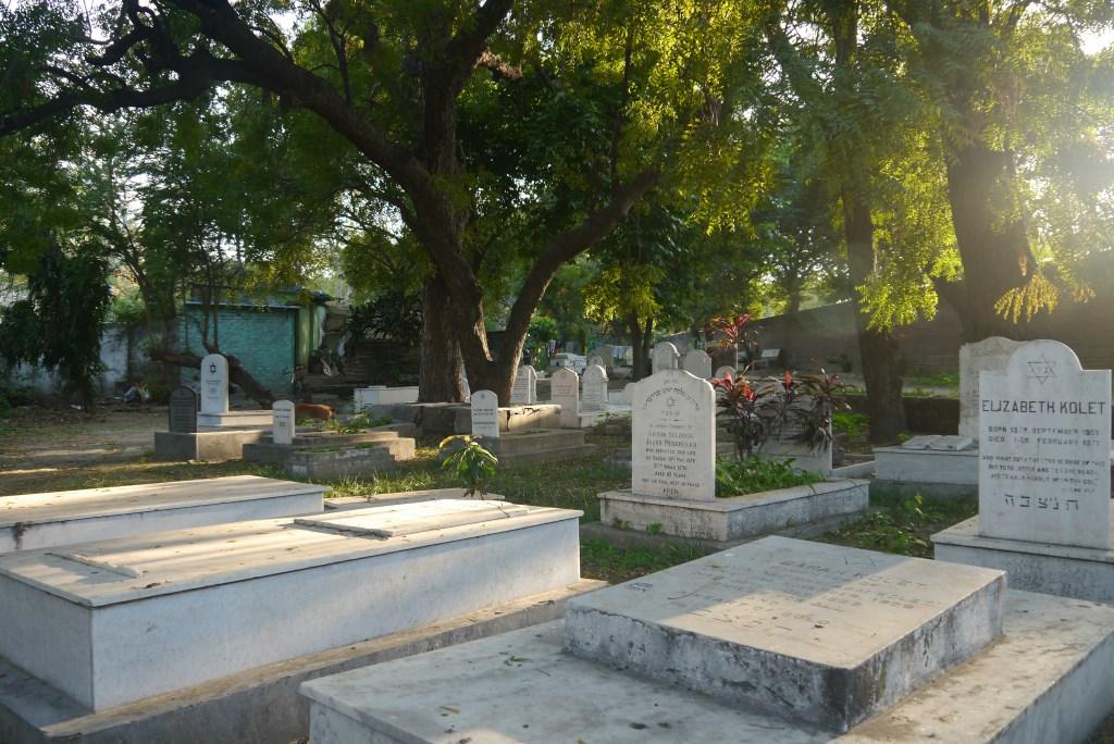 NEW DELHI JEWISH CEMETERY - CWGC