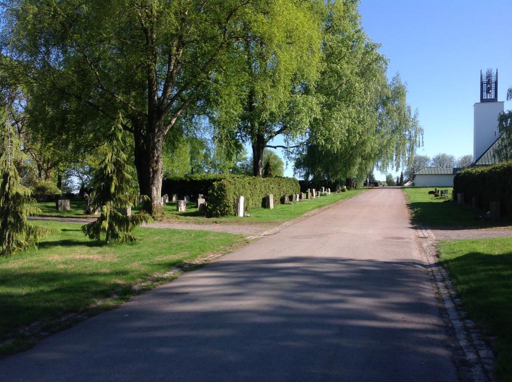 SANDEFJORD (EKEBERG) CHURCHYARD - CWGC