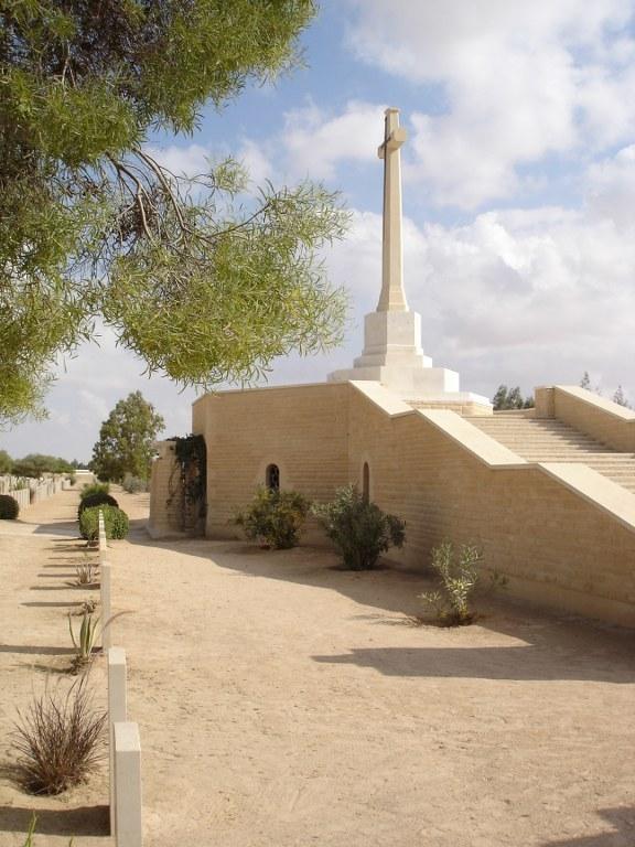 EL ALAMEIN WAR CEMETERY - CWGC