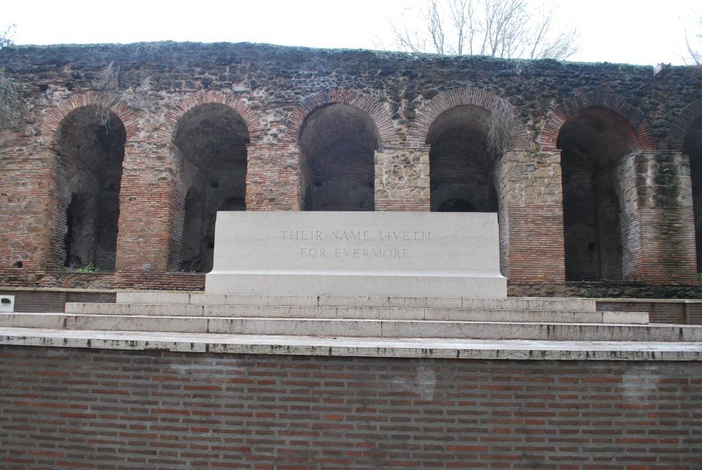 ROME WAR CEMETERY - CWGC