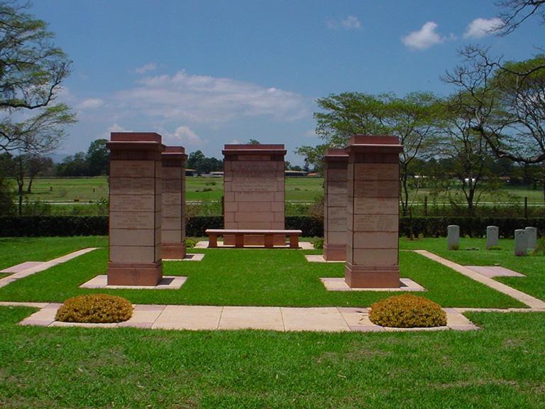 NAIROBI MEMORIAL - CWGC