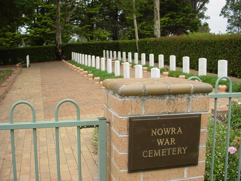 NOWRA WAR CEMETERY - CWGC