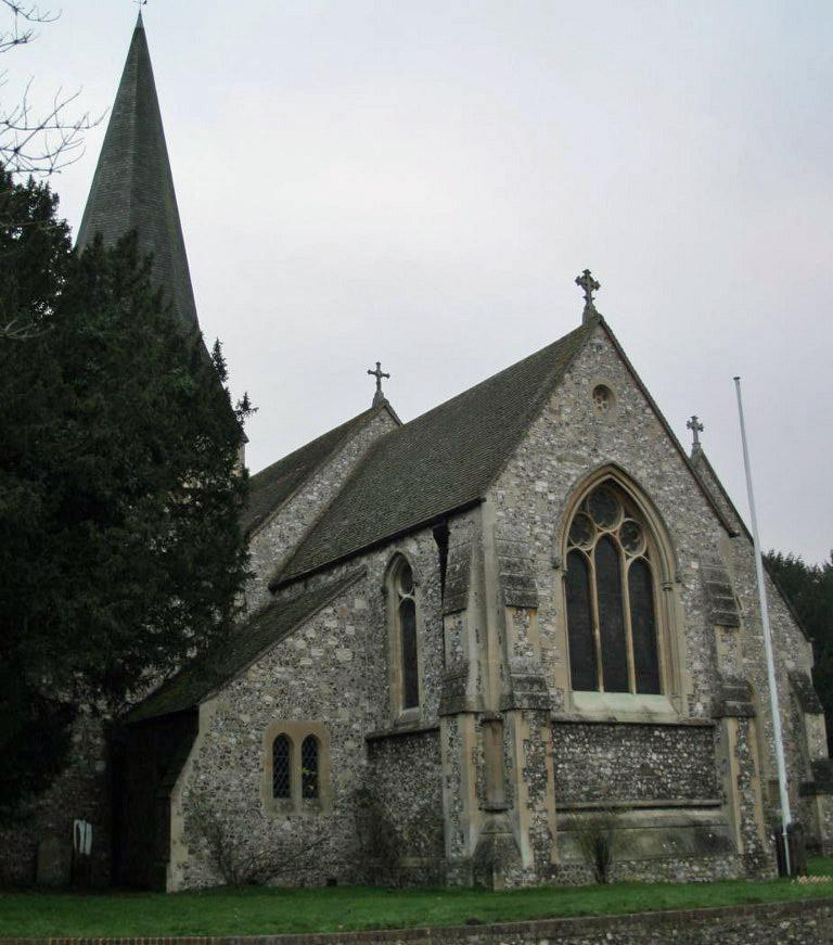 WHITCHURCH (ALL HALLOWS) CHURCH CEMETERY - CWGC
