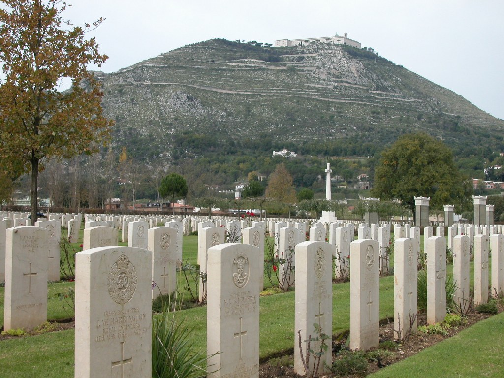CASSINO WAR CEMETERY - CWGC