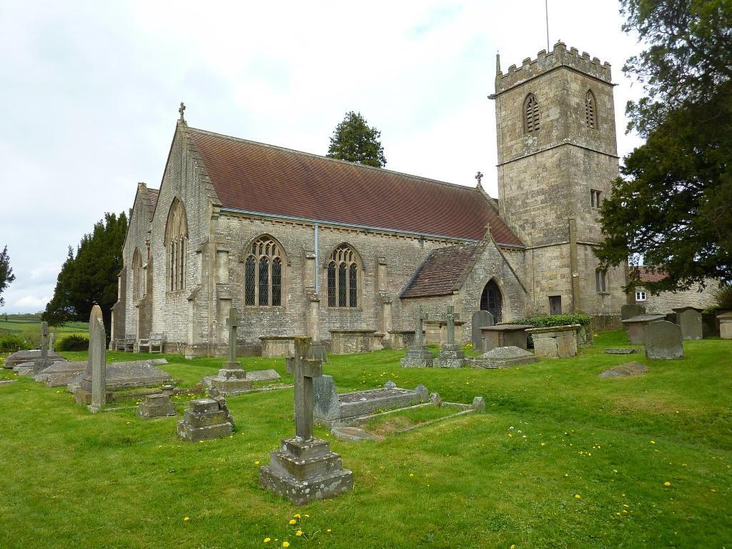 DOYNTON (HOLY TRINITY) CHURCHYARD - CWGC