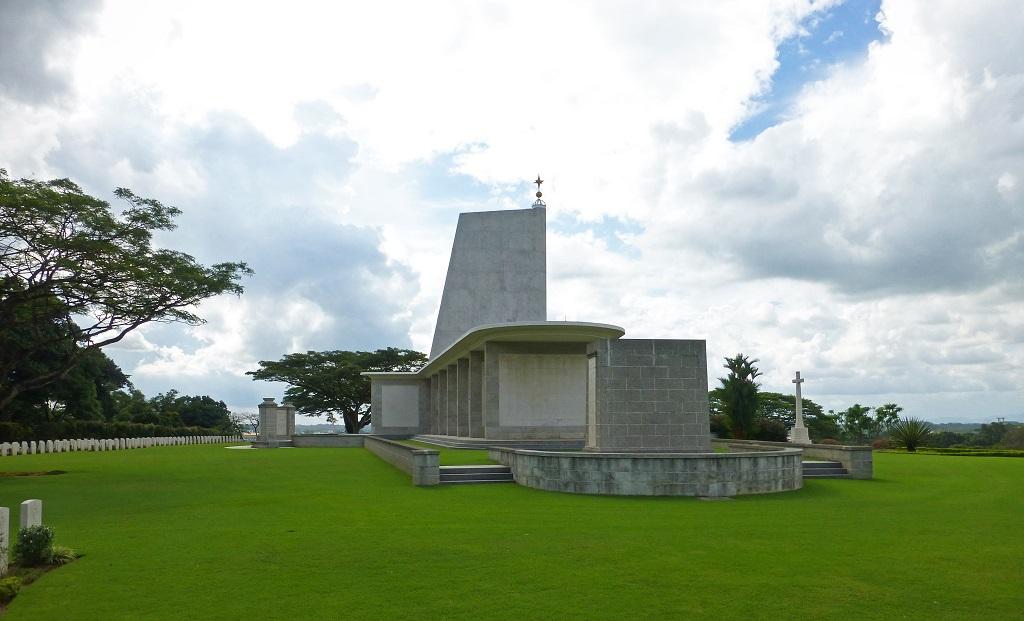 SINGAPORE MEMORIAL - CWGC