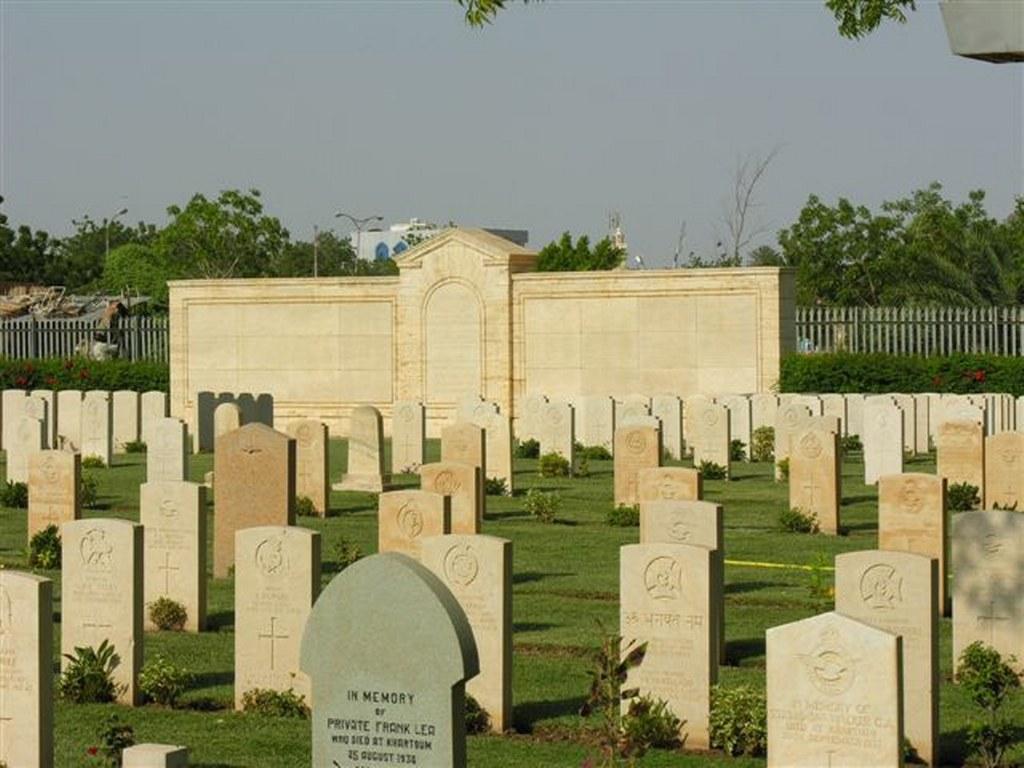 KHARTOUM MEMORIAL - CWGC