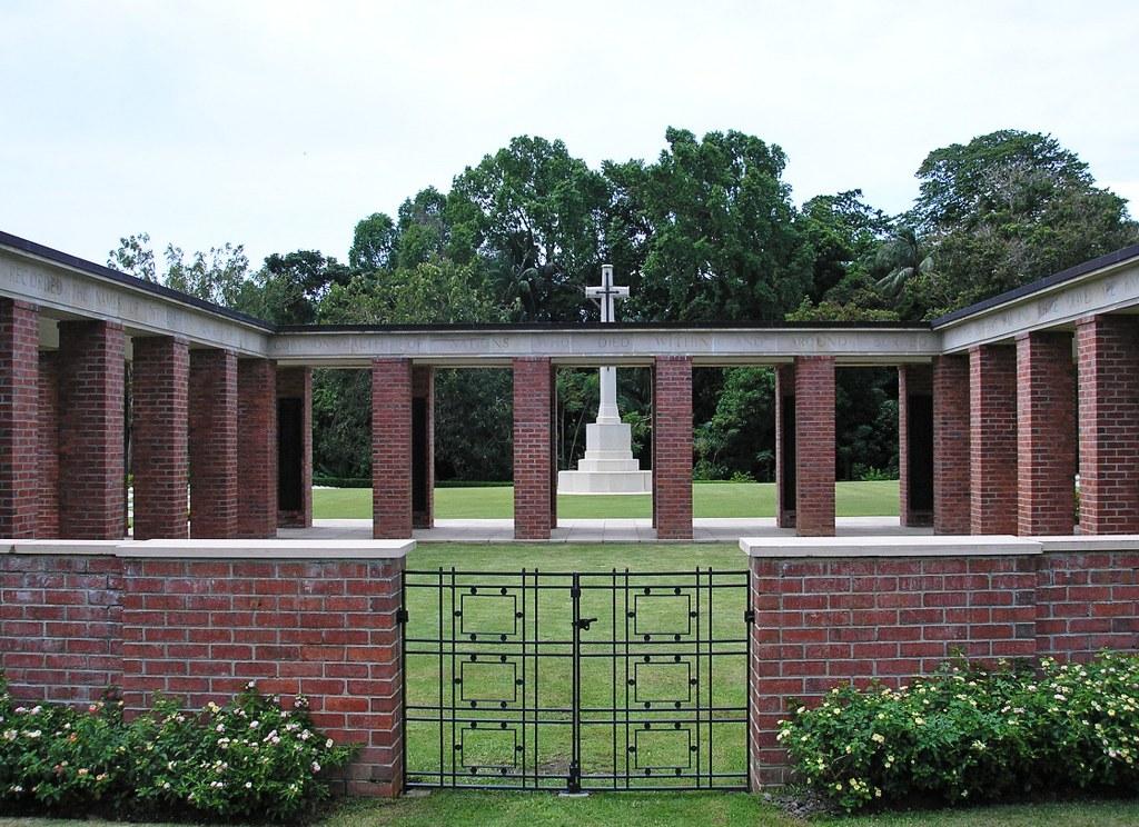 LABUAN MEMORIAL - CWGC