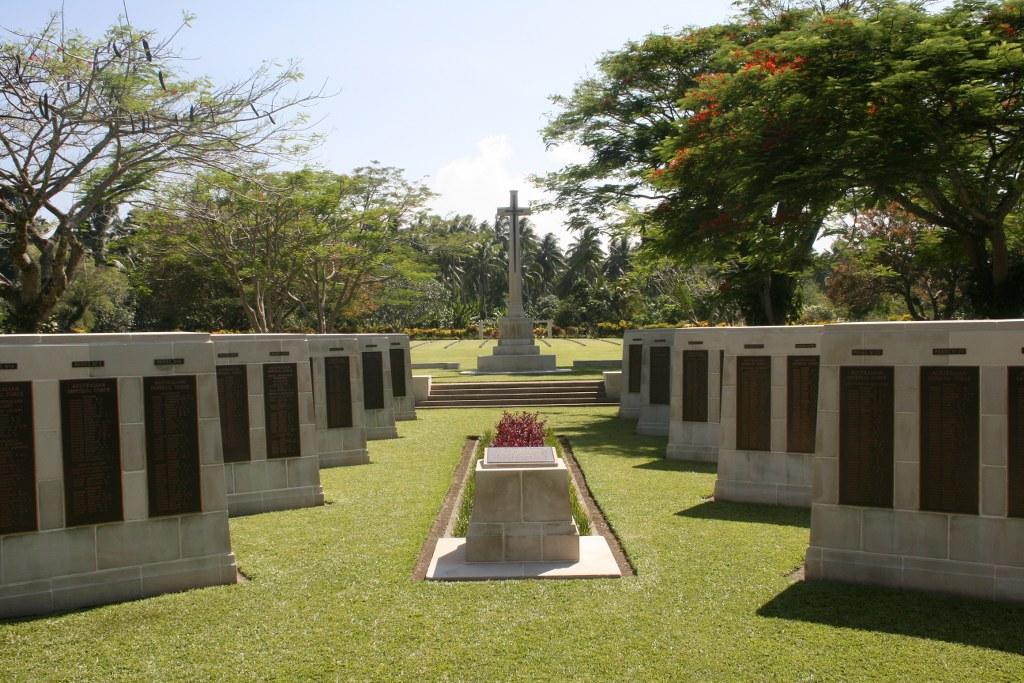 RABAUL MEMORIAL - CWGC