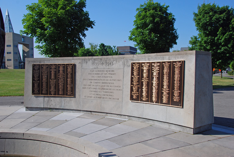 OTTAWA MEMORIAL - CWGC