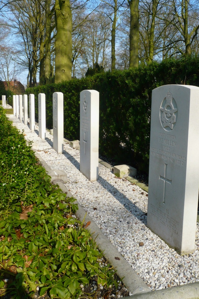 EPE GENERAL CEMETERY - CWGC