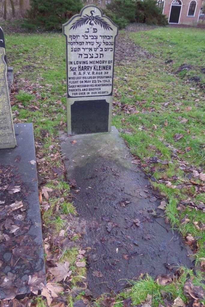 LEEUWARDEN JEWISH CEMETERY - CWGC