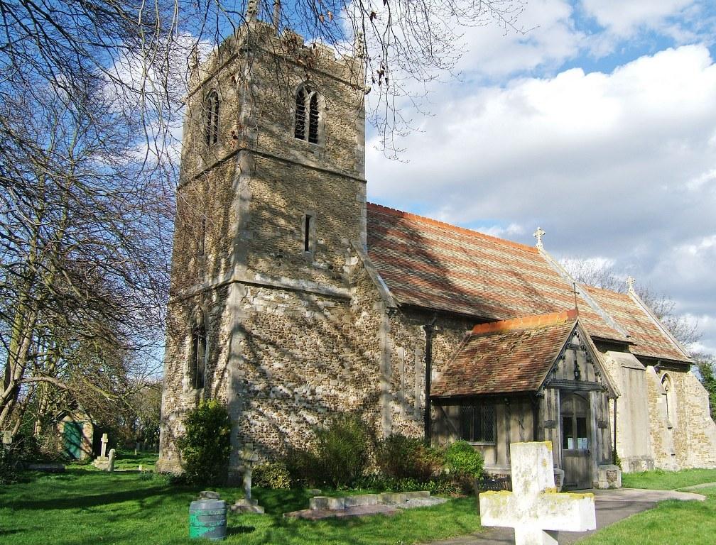 IMPINGTON (ST. ANDREW) CHURCHYARD - CWGC