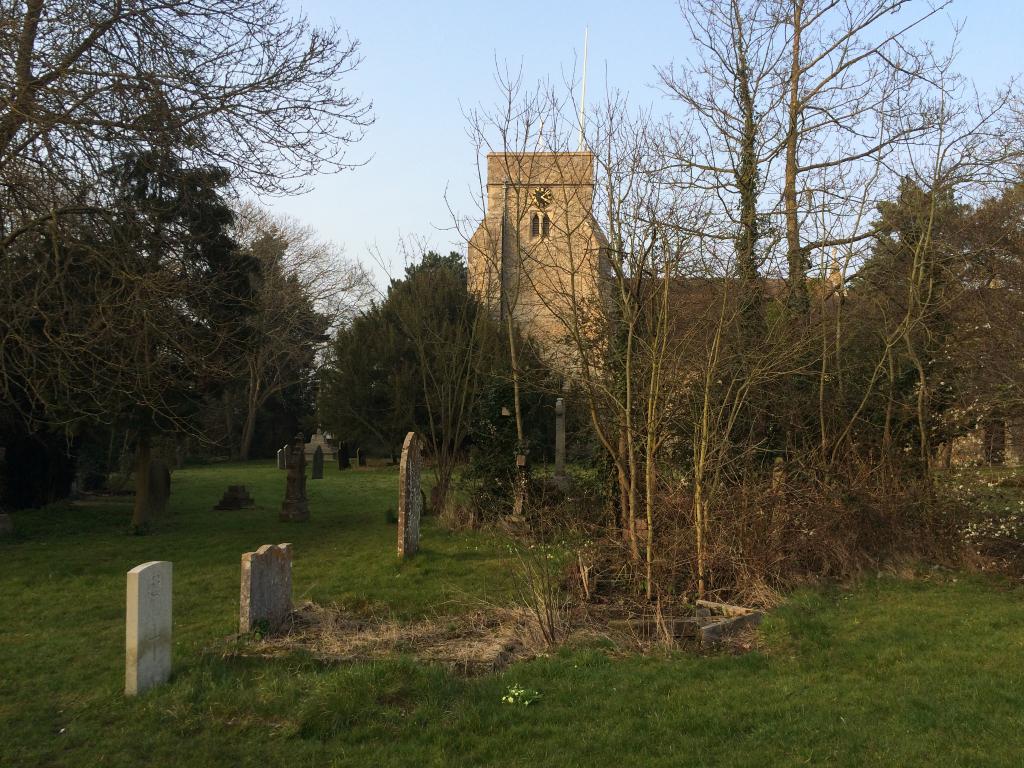 WHITSTABLE (ALL SAINTS) CHURCHYARD - CWGC