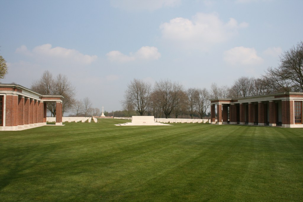GROESBEEK MEMORIAL - CWGC