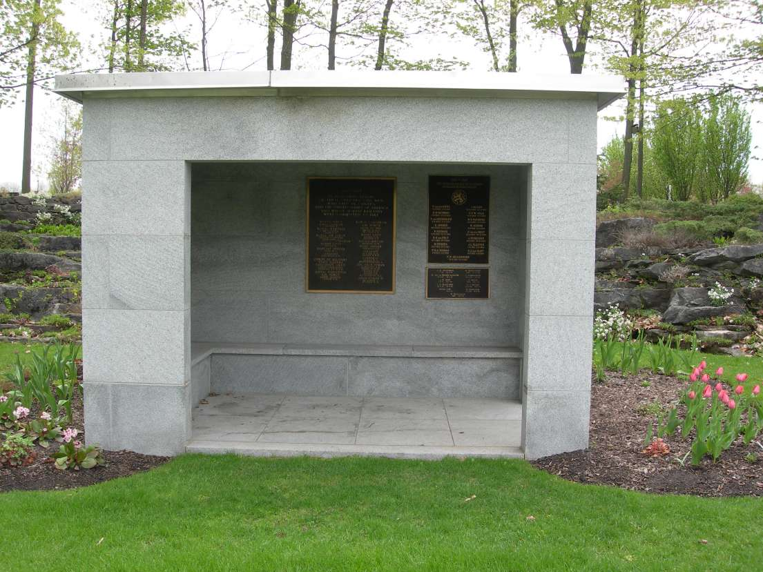 OTTAWA CREMATION MEMORIAL - CWGC