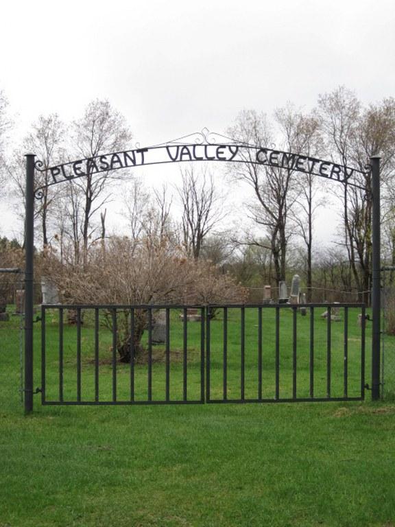 ABERCORN (PLEASANT VALLEY) CEMETERY - CWGC