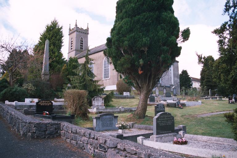 KEADY (ST. MATTHEW) CHURCH OF IRELAND CHURCHYARD - CWGC