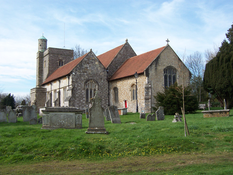 BISHOP'S WALTHAM (ST. PETER) CHURCHYARD - CWGC
