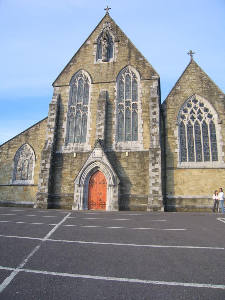BANDON (ST. PATRICK) CATHOLIC CHURCHYARD - CWGC