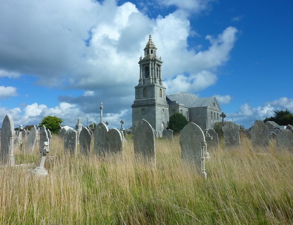 PORTLAND (ST. GEORGE) CHURCHYARD - CWGC
