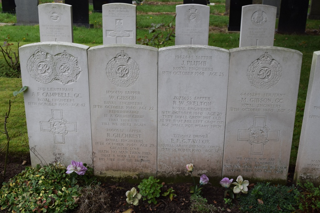 COVENTRY (LONDON ROAD) CEMETERY - CWGC