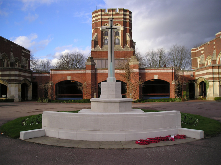 LEICESTER CITY (GILROES) CREMATORIUM - CWGC